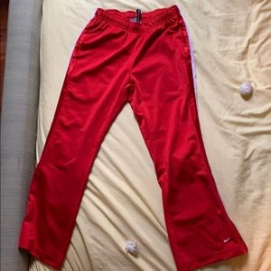 Nike kids sweatpants/ track